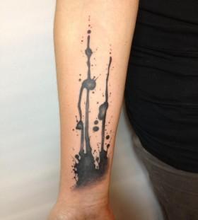 Cool tattoo by Pietro Romano