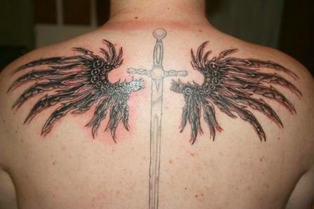 Daggerand wings