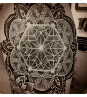 Great tattoo by Miah Waska