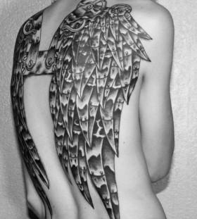 Metaly wings