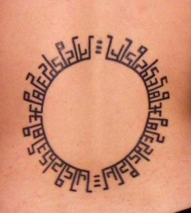 Numbers math tattoos