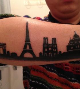 Paris landskape