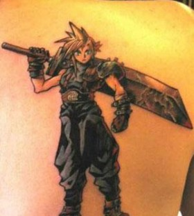 Riven tattoo looks so great