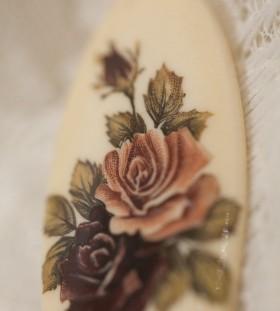 Roses vintage style tattoos