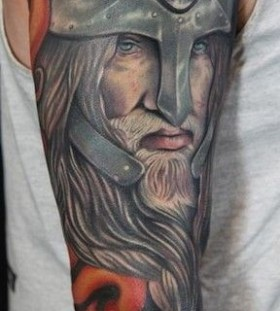 Vikings tattoo by Art Junkies