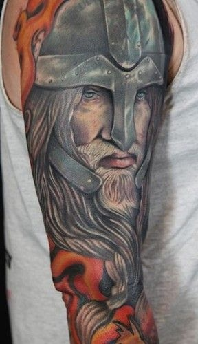 Amazing tattoo by Art Junkies