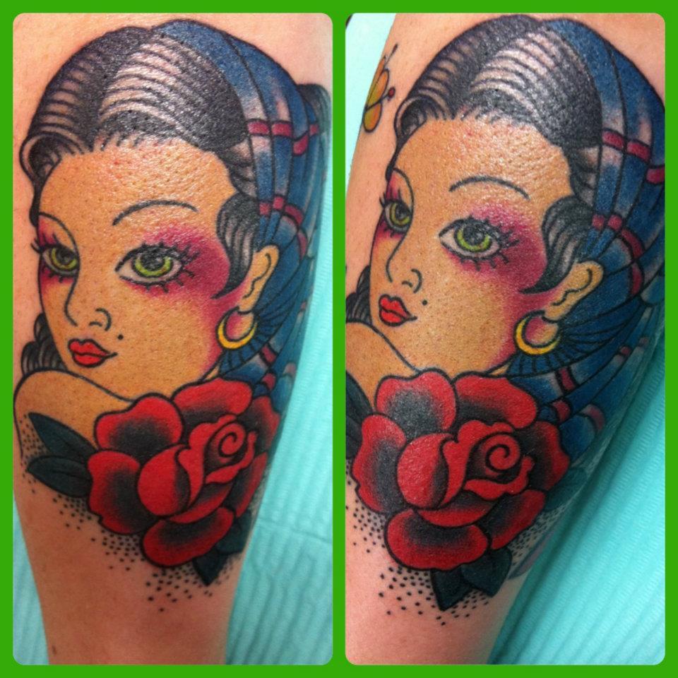 Tattoos by Hania Sobieski