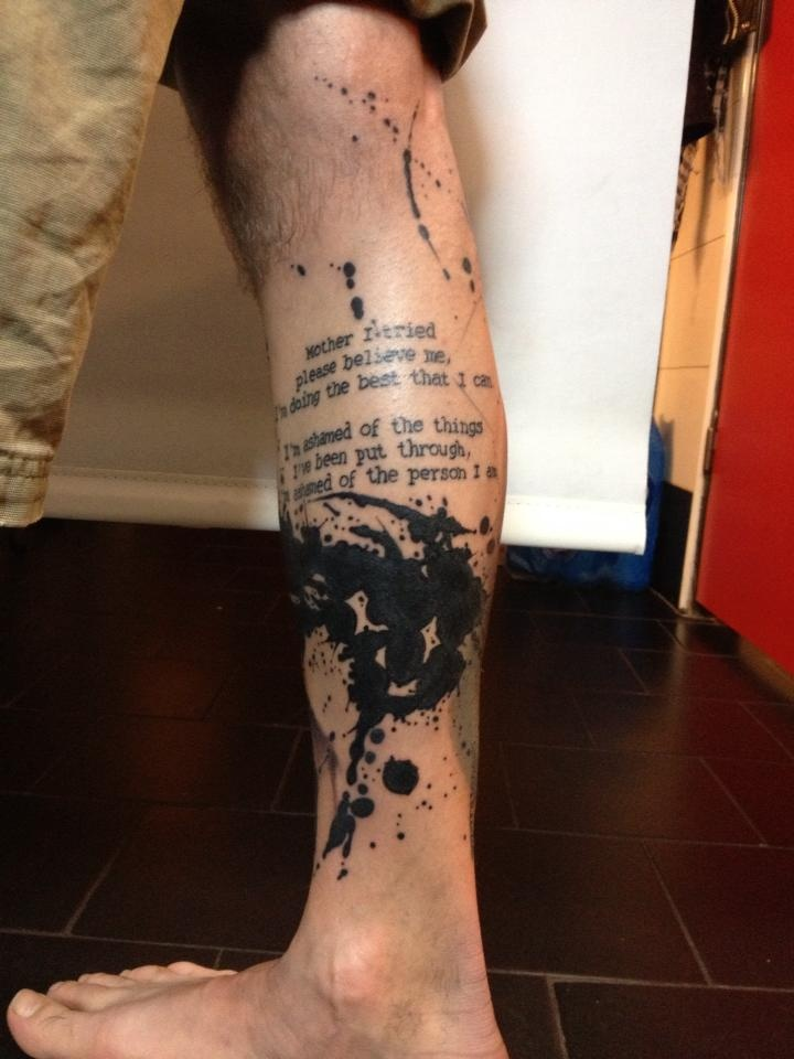 Tattoos by Pietro Romano