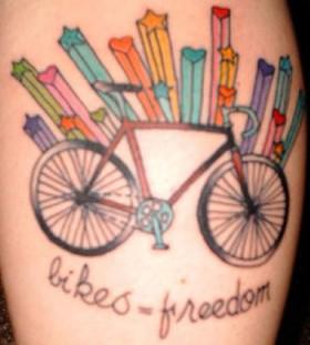 bike celebration
