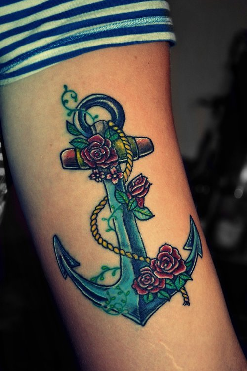 cool anchor