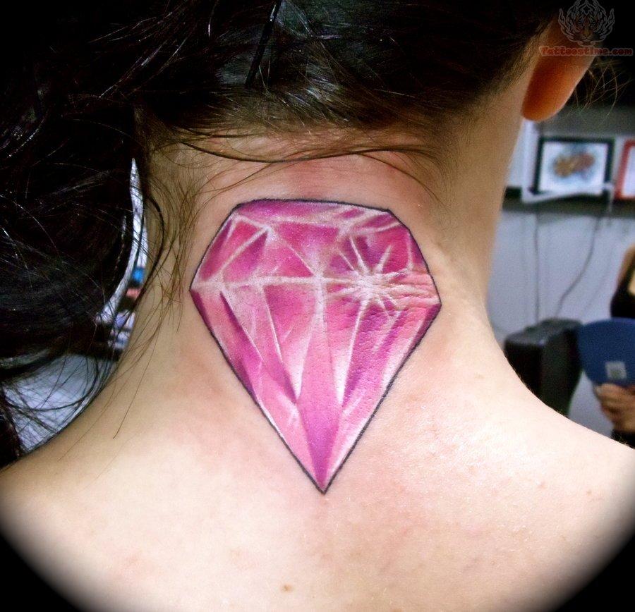 shaded diamond