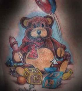 toys bear