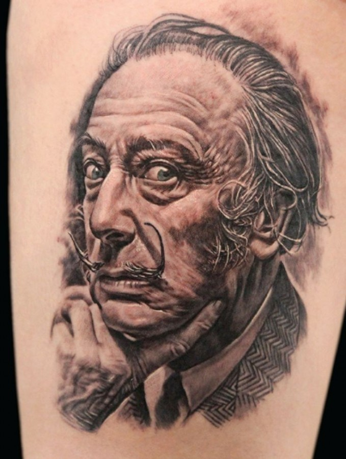 Gorgeous famous people tattoo