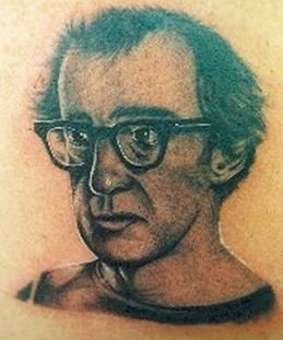 Great famous people tattoo