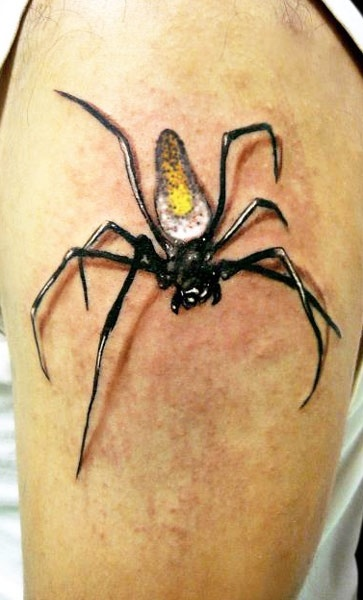 Great insect tattoo
