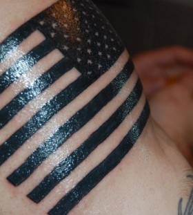 Great military style tattoos