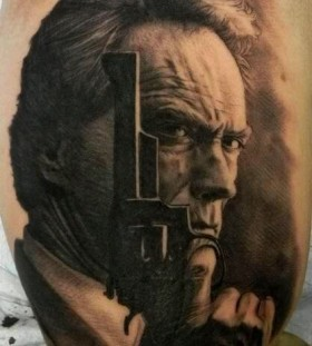 Incredible famous people tattoo