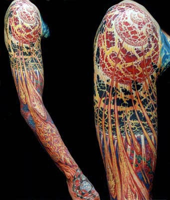 Lovely asian tattoo