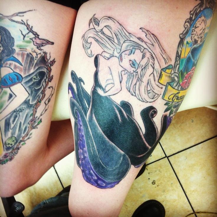Lovely wild tattoo