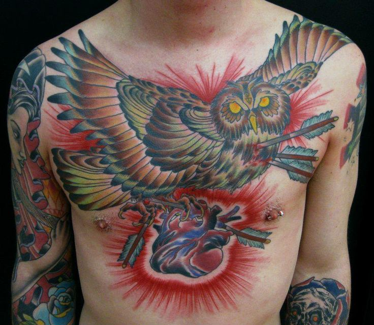 Tattoos by Dustin Barnhart