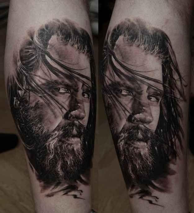 Tattoos by Dimitry Samohin