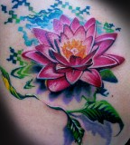 Gorgeous Flower Tattoo Designs For Girls Tattoo