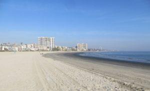 Alamitos Beach in Long Beach