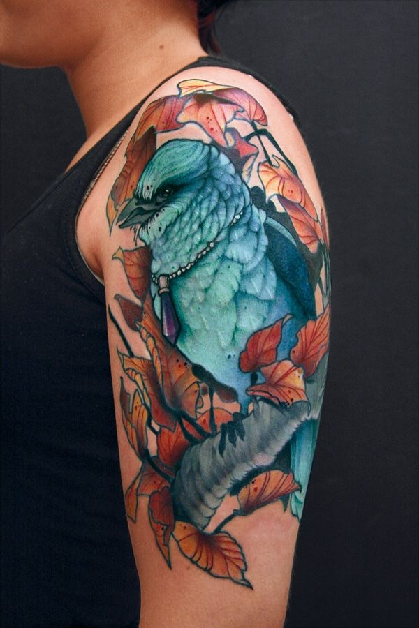 Tattoos by Daniel Gensch