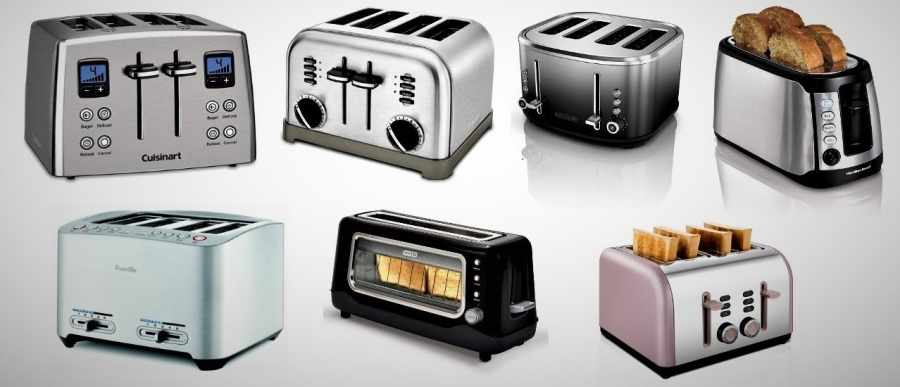 Best toaster 4 slices