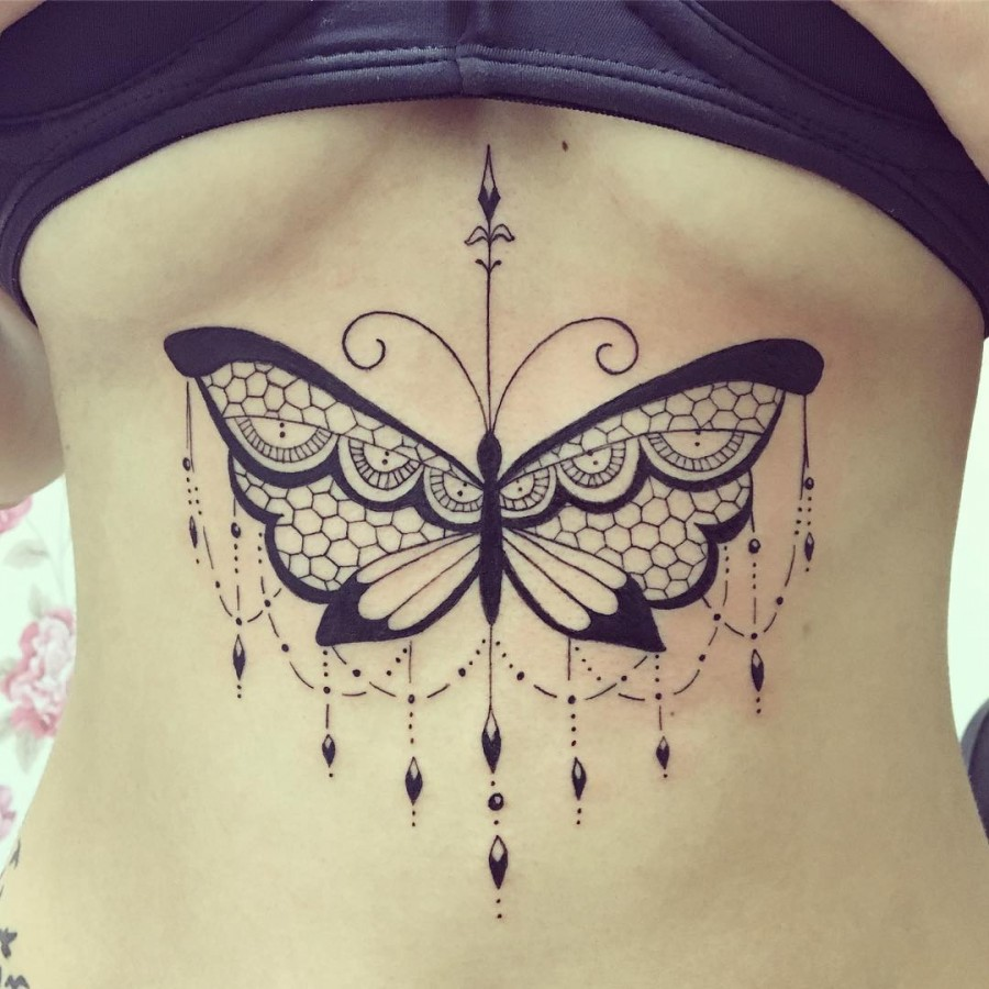 blackwork-belly-butterfly-tattoo-by-gabi.ink