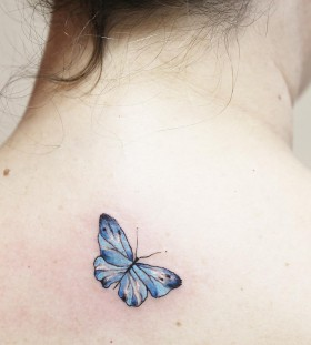 blue-butterfly-tattoo-by-luiza.blackbird