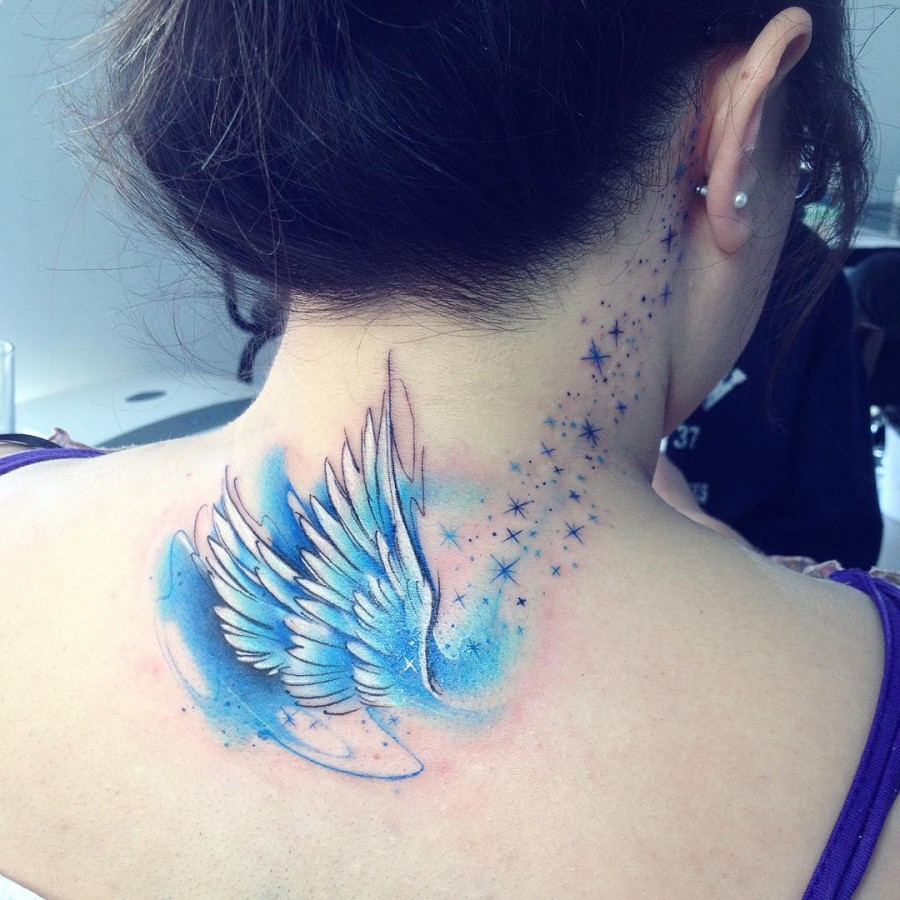 blue-wings-watercolor-tattoo