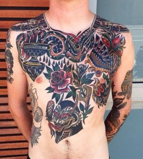 Cool tattoos by James McKenna