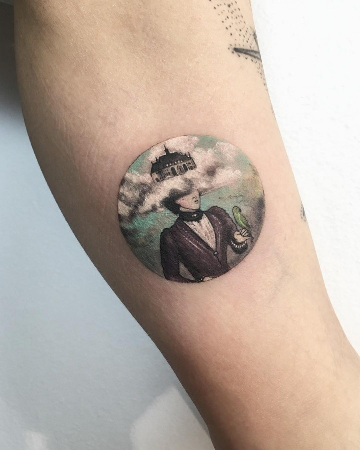 cristian-schloe-castle-in-the-clouds-circle-tattoo