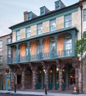 Dock Street Theatre in Charleston, South Carolina