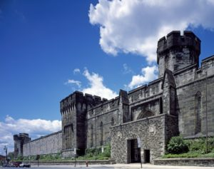 Eastern State Penitentiary in Philadelphia, Pennsylvania