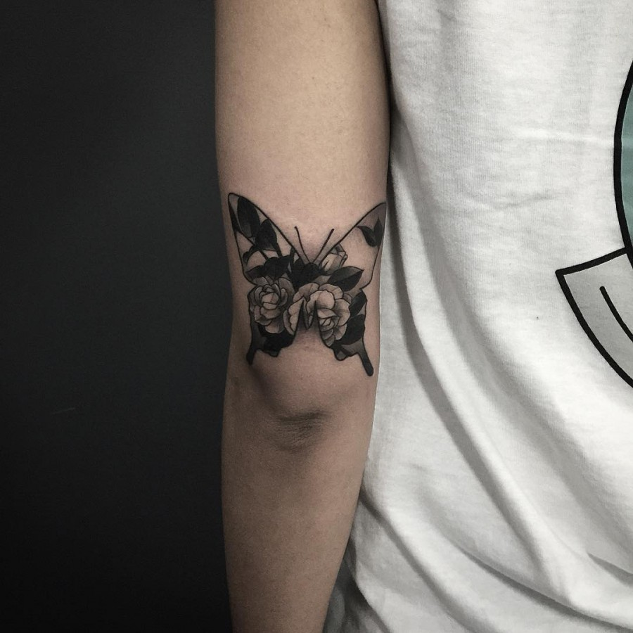 flowery-butterfly-tattoo-by-pari_corbitt
