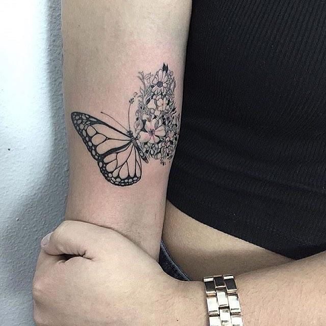 flowery-wing-butterfly-tattoo-by-adamexiste