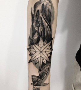 Great tattoo by Michele Zingales