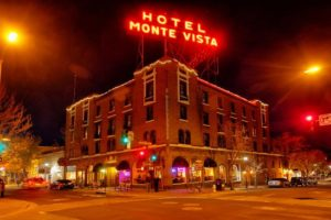 Hotel Monte Vista in Flagstaff, Arizona