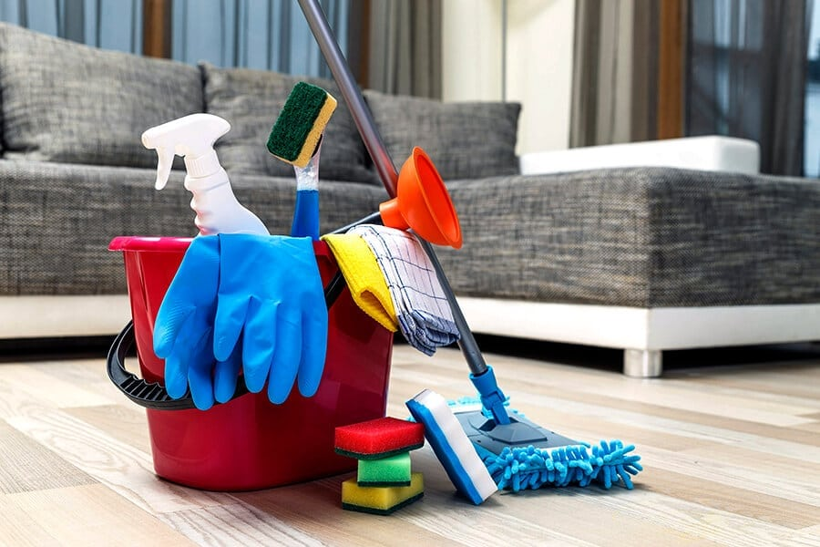 House cleaning services near me