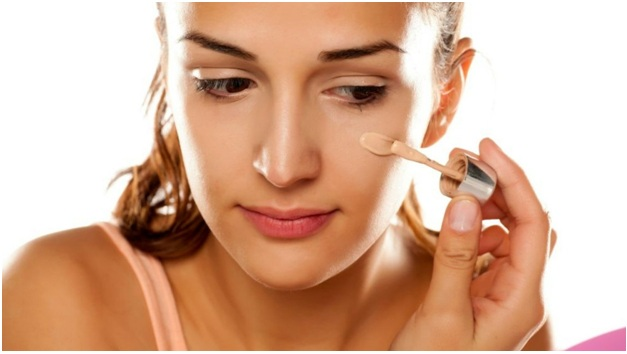 How To Apply Foundation For Full Coverage