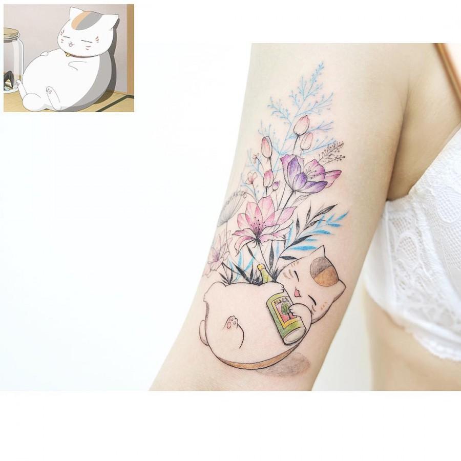 japanese-cat-tattoo-by-tattooist_banul