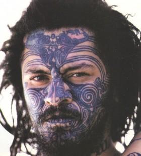 Khurite Tamko tattoos