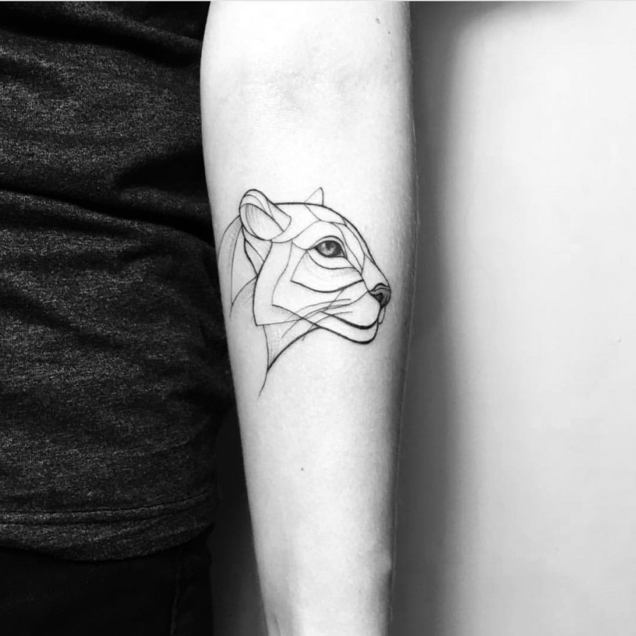lioness-tattoo-by-ira-shmarinova