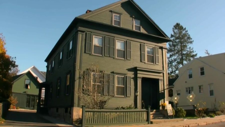 Lizzie Borden Bed and Breakfast in Fall River, Massachusetts