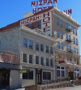 Mizpah Hotel in Tonopah, Nevada
