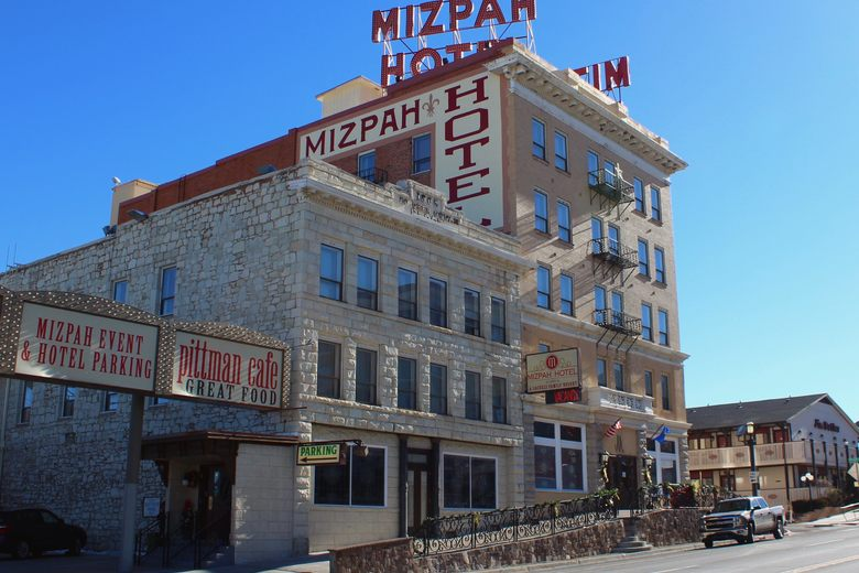 Mizpah Hotel in Tonopah, Nevada