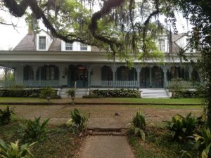 Myrtles Plantation in St. Francisville, Louisiana