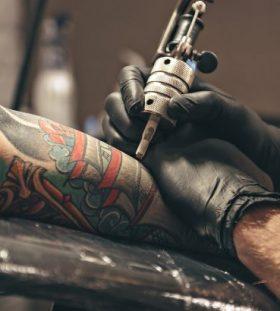 Best tattoo parlors near me